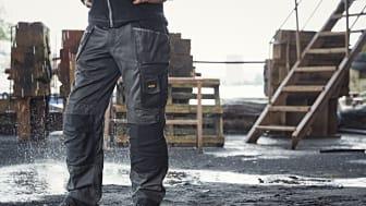 3212 Håndverksbukse med hylsterlommer fra Snickers Workwear