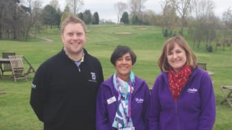 Stroke survivors tee off in Chester