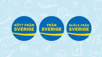 Den frivilliga ursprungsmärkningen Från Sverige fyller 5 år den 20 april.