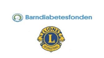 LIONS SVERIGE SAMVERKAR MED BARNDIABETESFONDEN