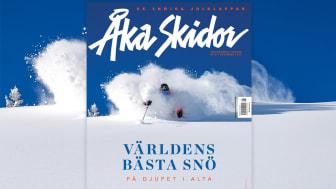 Åka Skidor utsedd till Europas bästa magasin