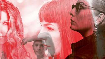 Pernilla Andersson (Foto: Jennifer Neimi), Jens Lekman (Foto: Ellika Henrikson), Isabella lundgren (Foto: Izabelle Nordfjell) & Jenny Wilson (Foto: Oskar Omne)