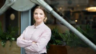 Yuliya Alsop, Unit Manager Software & Embedded Design, photo: Anna-Karin Hulth