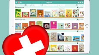 Polylino lanseras i Schweiz