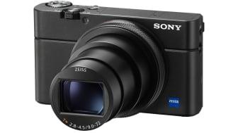 Sony lancerer RX100 VII – et kompaktkamera, der tager ydelsen til nye højder med teknologi fra Alpha 9