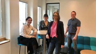 Företagare i Vänersborg har blivit nöjdare med kommunens service
