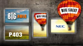 BIG NEC SALE
