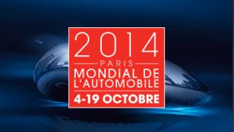 Ford på Paris Motor Show 2014 - følg med LIVE torsdag den 2. oktober kl. 11:45 CET