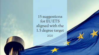 15 suggestions for EU ETS aligned with the 1.5 degree target