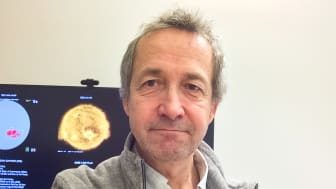 Ansvarig forskare för Sveriges regionala varningscenter, som tillhör organisationen International Space Environment Service (ISES) är Peter Wintoft vid IRF:s Lundkontor. Foto: privat