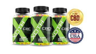 Xoth CBD Gummies Reviews and Price 2021: Shocking Side Effects and Website