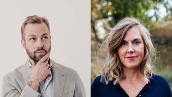 Programledare: Manne Forssberg och Frida Berry Eklund