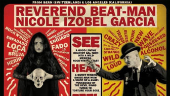 Reverend Beat-Man & Nicole Izobel Garcia