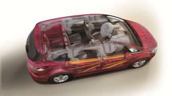 Nye S-MAX med enda smartere løsninger enn sin forgjenger