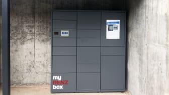 myRENZbox click& collect hos carl ras