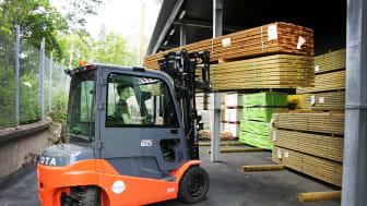Totalt landade försäljningstillväxten i byggmaterialhandeln på plus 2,7 % för helåret 2019.