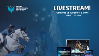 Live stream for international viewers