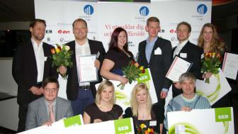 Norrlands bästa affärsidéer finns i Västerbotten