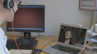 Virtuelle konsultationer giver større fleksibilitet for patienterne
