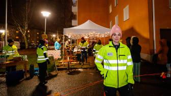 Bodens kommun anordnar tre popup-återbruk. Bakom initiativet ligger Sara Olsson, avfallsingenjör på Bodens kommun.