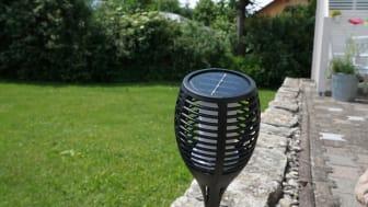 Energiesparen im Garten