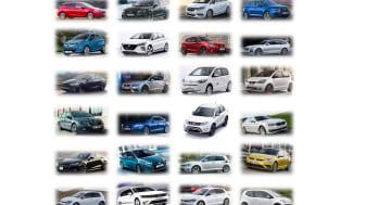 De 40 fossiloberoende, snåla och säkra bilarna från Gröna Bilisters lista Miljöbästa Bilar 2018
