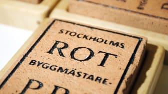 Stockholms Byggmästareförenings ROT-pris