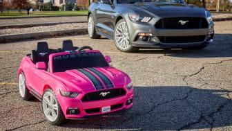 Smart Drive Mustang.