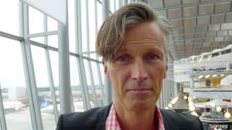 Michael Persson Gripkow ny marknadsdirektör på Swedavia