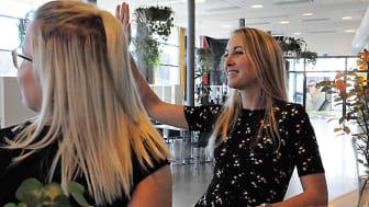 Carolina Green, innovationsledare på Gothia Innovation AB, är ny ambassadör för LunchIn i Skövde. Tillsammans med kollegan Emelie Levander ser hon till att lunchnätverket ses varje tisdag i Gothia Science Park.