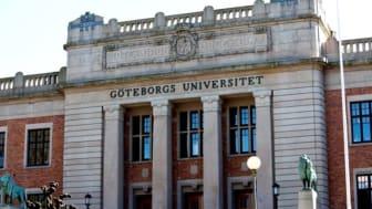 Gammalt möter nytt, Göteborgs Universitet lanserar sin nya webbplats.
