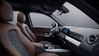 Nya Mercedes-Benz GLB