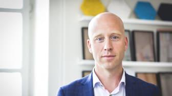 Niklas Malmfors blir ny kontorschef i Uppsala.