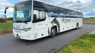 Ny Scania Interlink LD til Holstebro