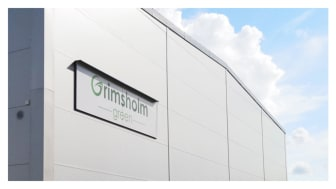 Grimsholm Products AB warehouse in Falkenberg, Sweden