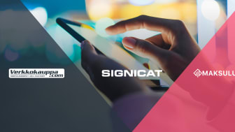 Verkkokauppa.com toi kivijalkakauppoihin mobiilipohjaisen ostorahoituksen Maksuluoton ja Signicatin avulla