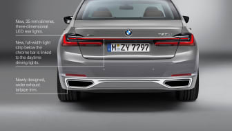 Den nye BMW 7-serie - highlights
