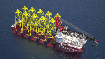 KONGSBERG technology helps OHT to provide unique heavy lift capabilities