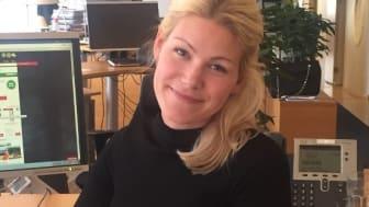 Maria är  E-Commerce Manager på Nestlé i Sverige