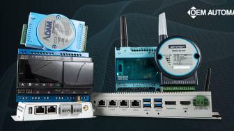 IIOT-I/O-moduler med enkel uppkoppling