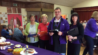 Bakers set to compete in 'Great Scunny Bake Off' for Action on Stroke Month