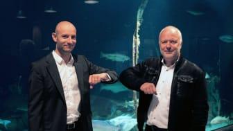 David Dupont-Mouritzen og Christian Udby Olesen indgår samarbejde