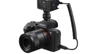 Sony presenterar ny fjärrutlösare för RX0