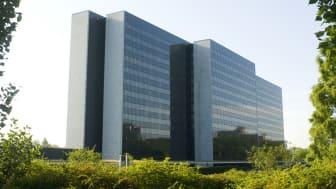 Der dänische Architekt und Designer Arne Jacobsen entwarf das Vattenfall-Gebäude in der Hamburger City Nord.
