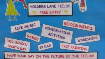Have Your Say about the Future of Holders Lane- 12-6pm this Saturday (13th July)