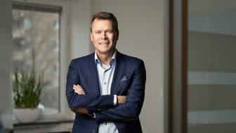 Lars Aabol, VD Aareon Nordic