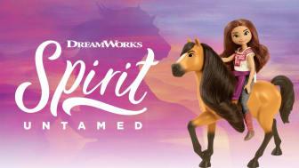 Erlebe aufregende Pferdeabenteuer mit Spirit und seinen Freunden