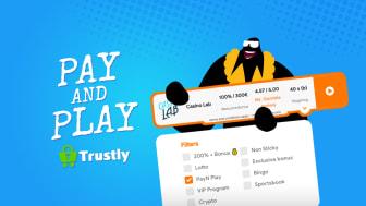 Vertaa parhaat Pay N Play kasinot netissä ja ala pelaamaan kasinopelejä minuuteissa. Vertailutyökalullamme löydät kaikki luotettavat pelisivustot.