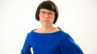 Bild på Kristina Ljungros, Astma- och Allergiförbundets generalsekreterare