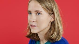 Forfatter og billedkunstner Amalie Smith